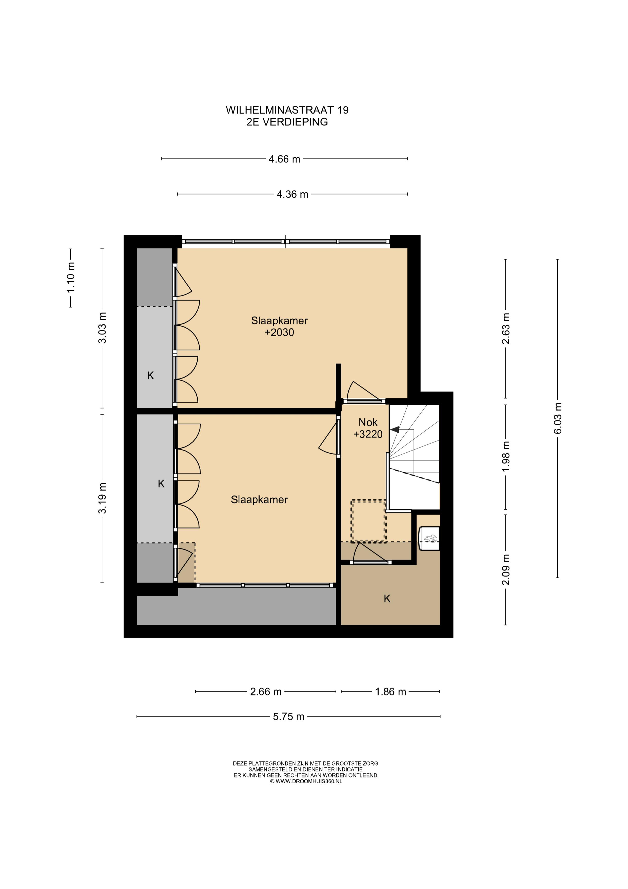 Tweede verdieping